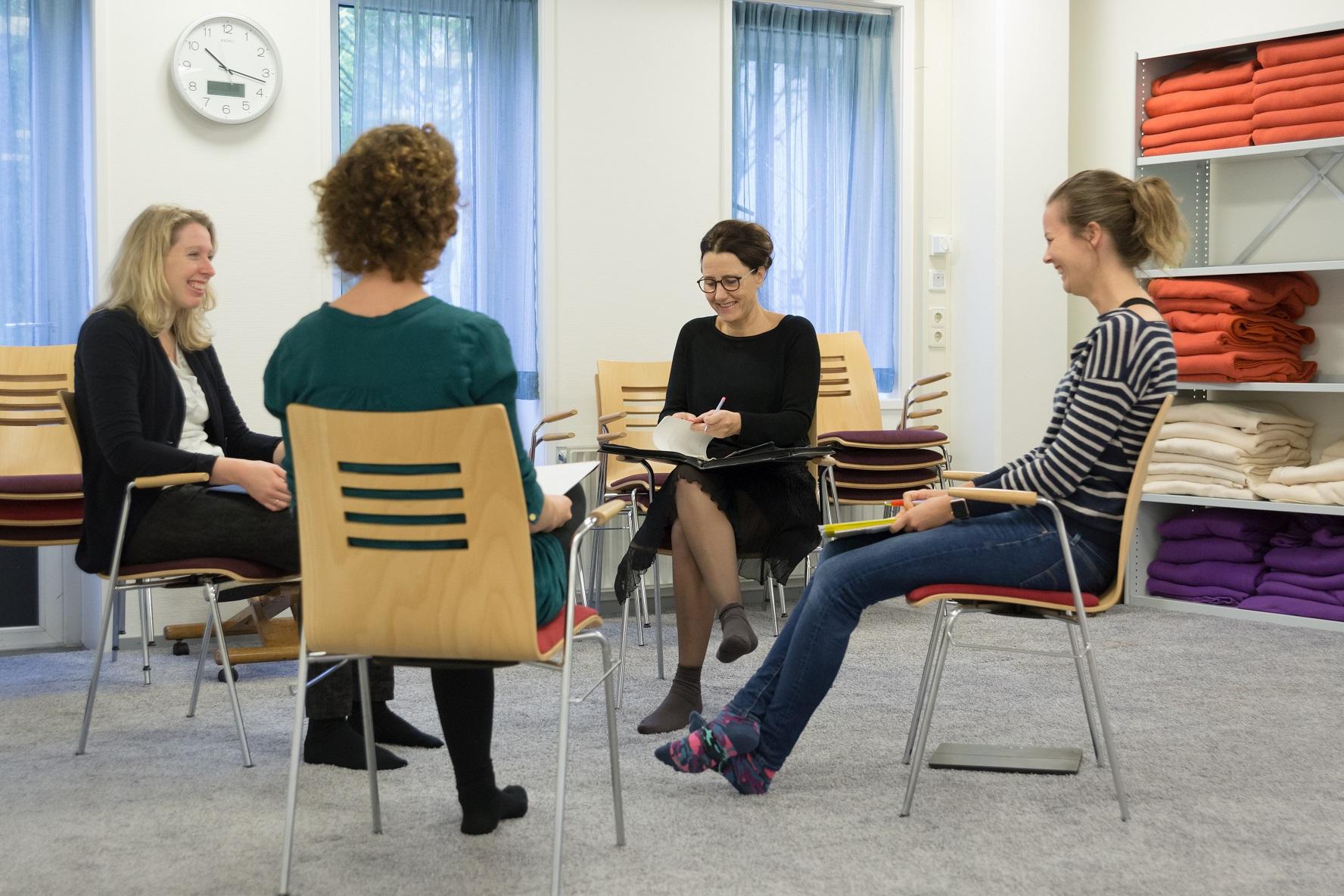 Postacademische opleiding tot mindfulnesstrainer