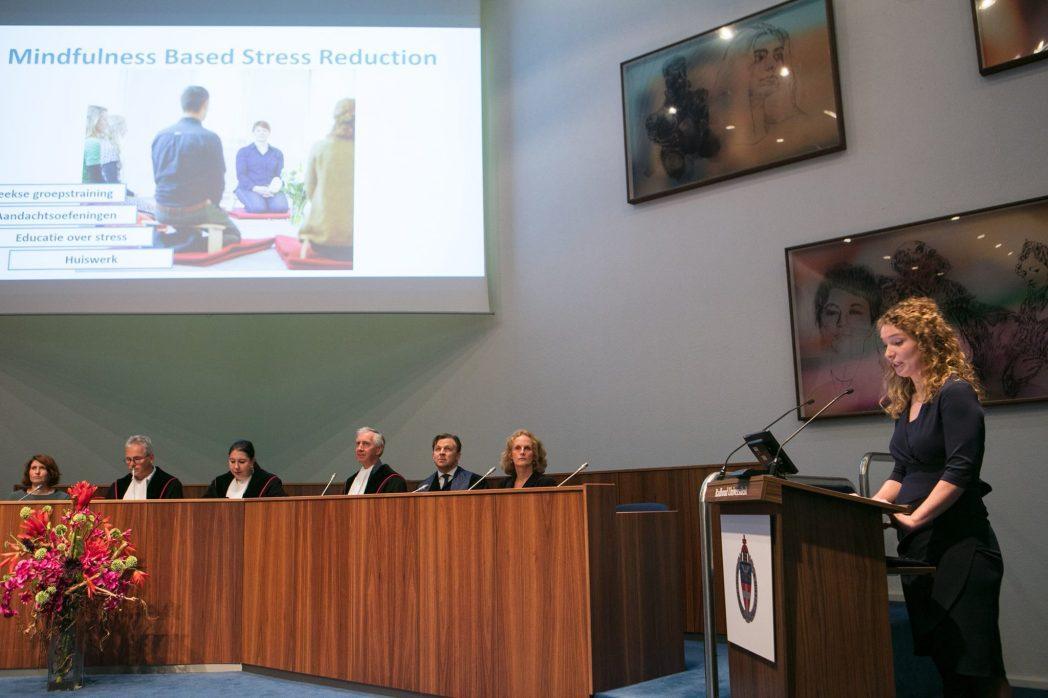 Promotie Hanne Verweij