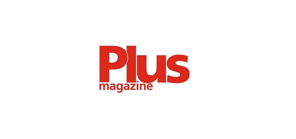 Anne Speckens in Plus Magazine